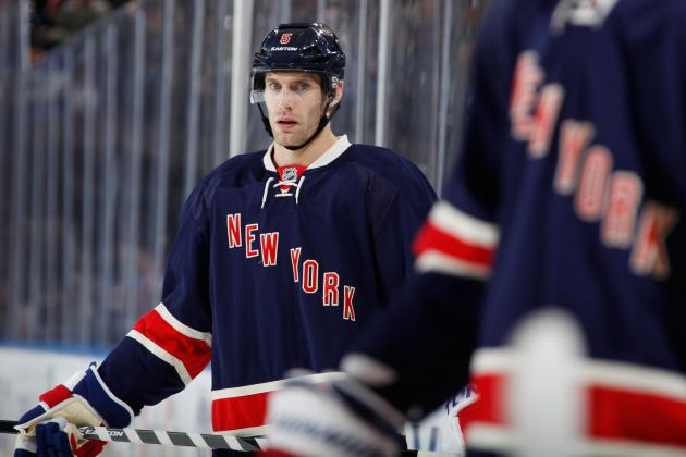 New York Rangers Rumors: Breaking Down the Dan Girardi Speculation