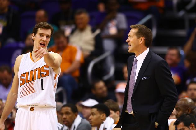 Final First-Half Player Power Rankings for Phoenix Suns
