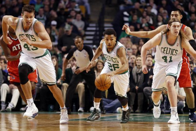 5 Rotation Changes Boston Celtics Should Make
