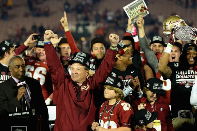 Bleacher Report's Very Early Top 25 for 2014 College Football Season