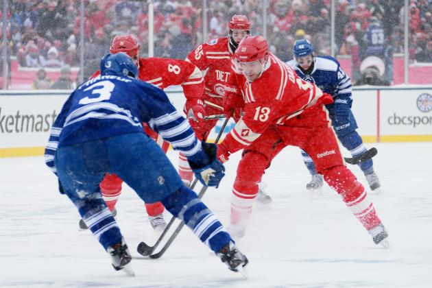 5 Bold Predictions for Detroit Red Wings in 2nd Half of 2013-14 Season