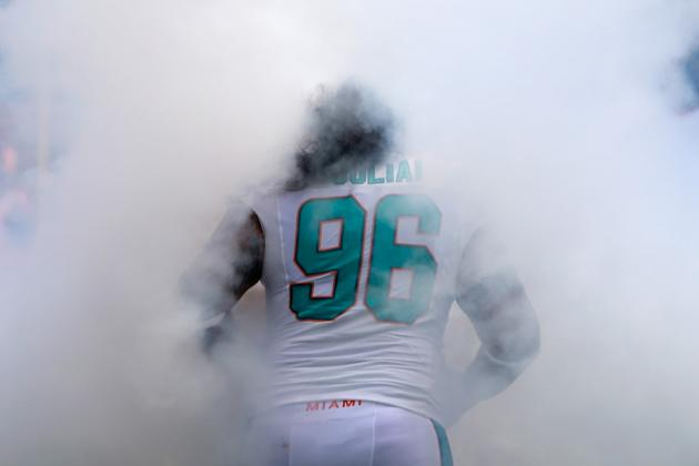 Miami Dolphins Free Agency: Keep, Walk or Tag Options for Every Free Agent