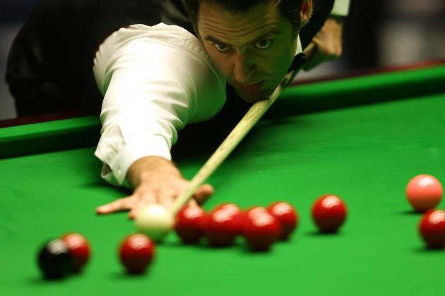 Snooker Masters 2014: Daily Results and Updated Schedule Info