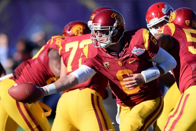 USC Football: Way-Too-Early Game-by-Game Preview for 2014 Trojans