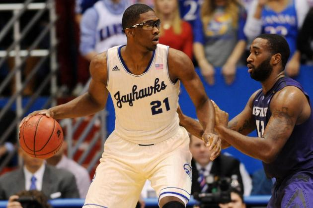 Ranking Top 10 2014 NBA Draft Prospects with Most Potential