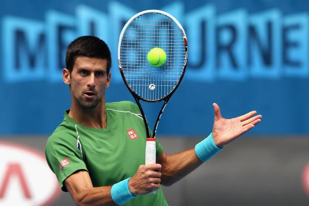 Which Tennis Stars Will Benefit Most from Faster Courts at 2014 Australian Open