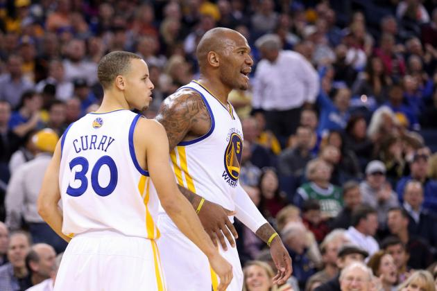 Final First-Half Player Power Rankings for Golden State Warriors