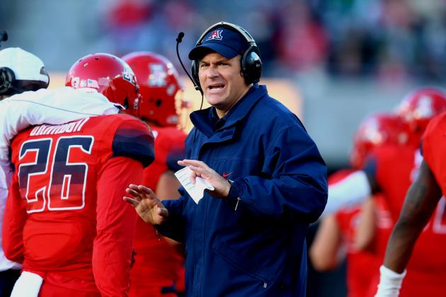 Arizona Wildcats Football Recruiting: Everything You Should Know for Signing Day