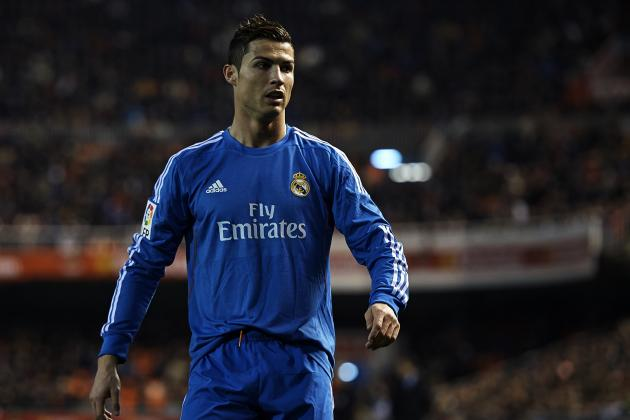 25 Reasons Why Real Madrid's Cristiano Ronaldo Must Win the Ballon d'Or