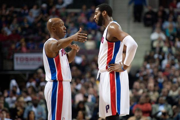 Final First-Half Player Power Rankings for Detroit Pistons
