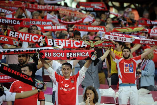 Benfica vs. Porto: Ranking European Football's Top 10 Inter-City Rivalries