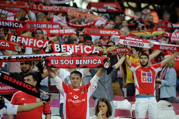 Benfica vs. Porto: Ranking European Football's Top 10 Inter-City Rivalries