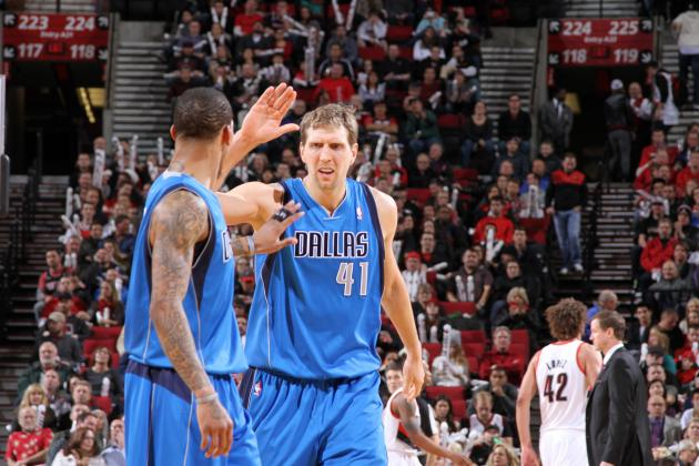 Final First-Half Player Power Rankings for Dallas Mavericks