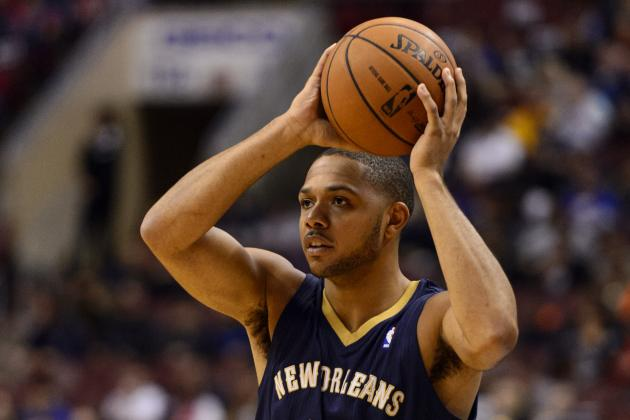 Ranking Potential Destinations for New Orleans Pelicans' Eric Gordon