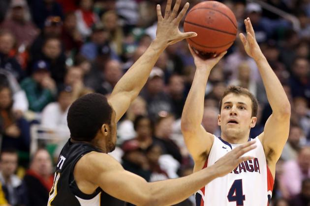 Ranking the 25 Best 3-Point Shooters in College Basketball in 2013-14