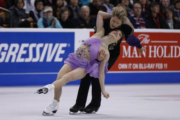 US Olympic Figure Skating Team 2014: Meet USA's Ice Dance Team