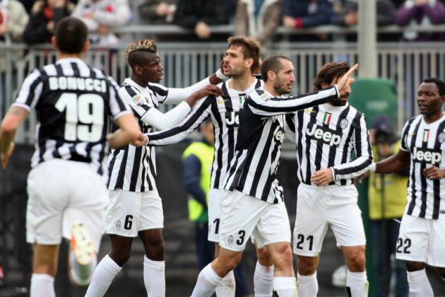 Cagliari 1-4 Juventus: 6 Things We Learned