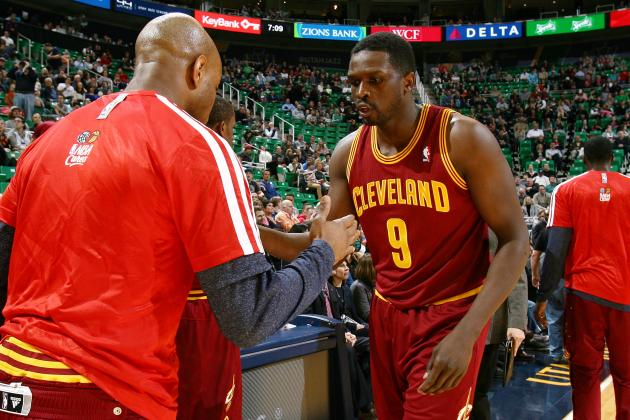 How Luol Deng's Arrival Shakes Up Cleveland Cavaliers' Rotation