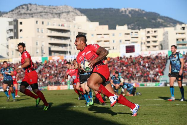 European Team of the Week: Toulon Heap Misery on Cardiff Blues