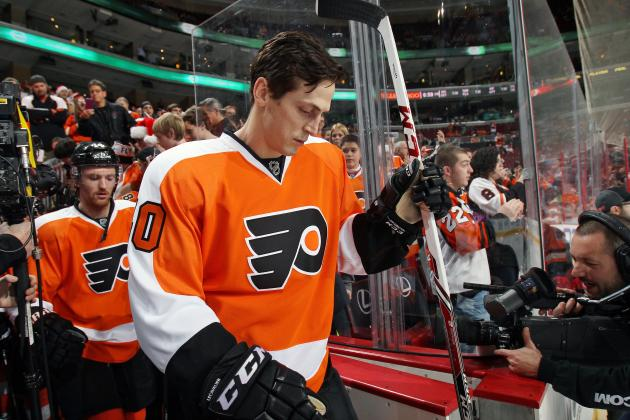 5 Philadelphia Flyers Who Must Improve in 2014