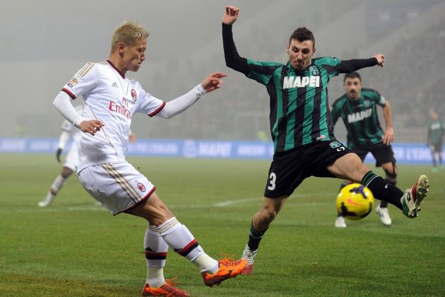 Sassuolo vs. Milan: 5 Things We Learned