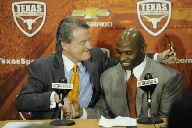 Texas Football: Blueprint for a Perfect Offseason