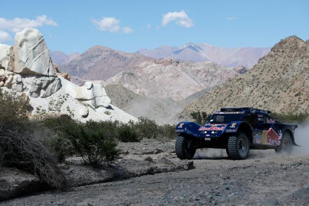 Dakar Rally 2014: Tracking Most Important Moments