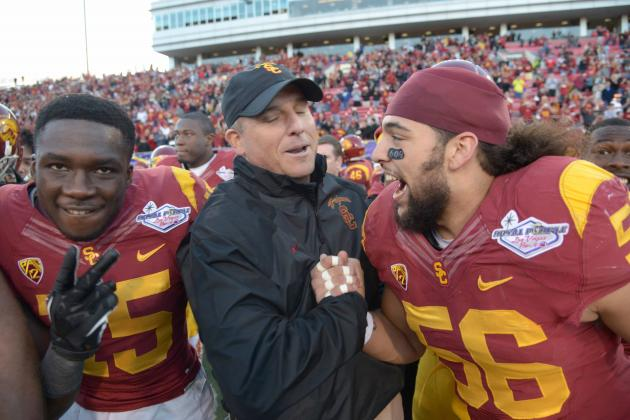 USC Football Recruiting: Everything You Need to Know for National Signing Day