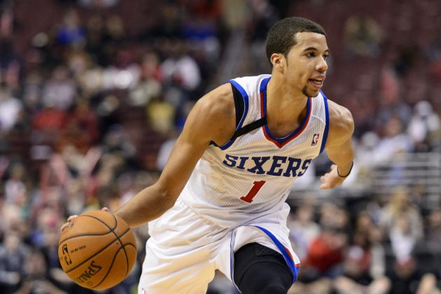 NBA Rookie Stock Watch: Can Anyone Challenge Michael Carter-Williams?
