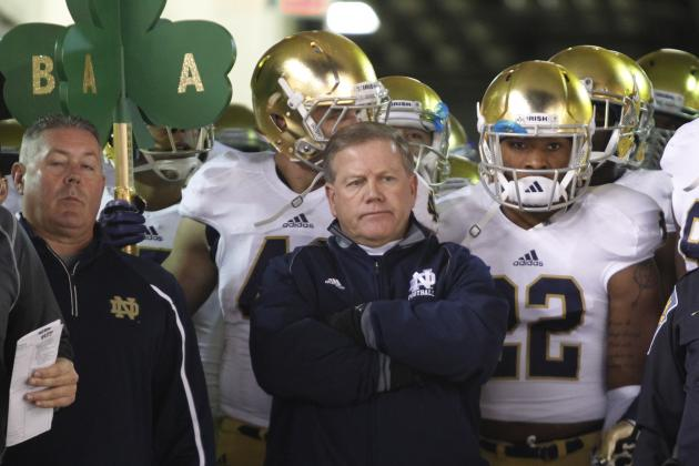 Notre Dame Football Recruiting: Everything You Need to Know for NSD