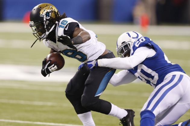 Jacksonville Jaguars: Top 5 Players to Target in 2014 NFL Draft