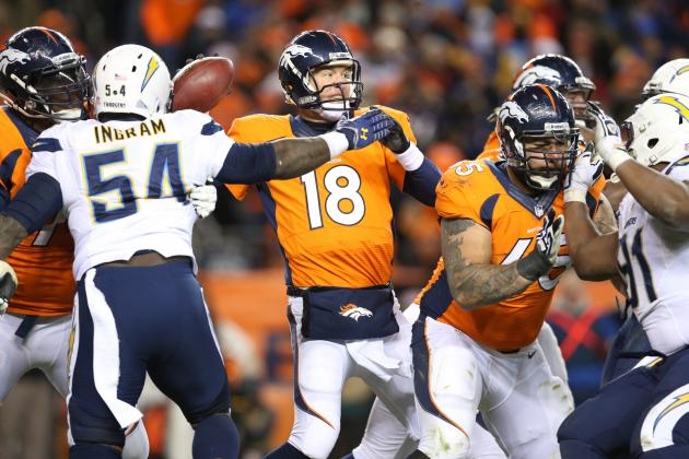 Chargers vs. Broncos: 8 Takeaways from Denver's 24-17 Victory over San Diego