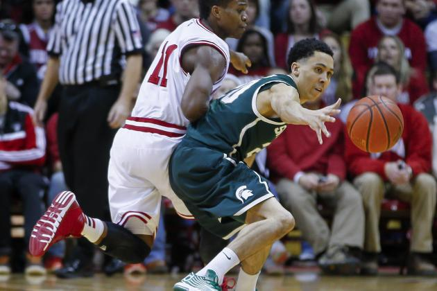Michigan State Basketball: Highs and Lows of Spartans' Season So Far