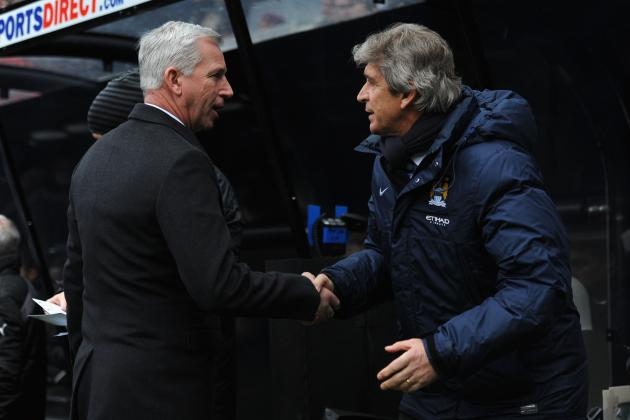 Paper News and Gossip: Pardew Apology to Pellegrini, Man Utd Value Drops