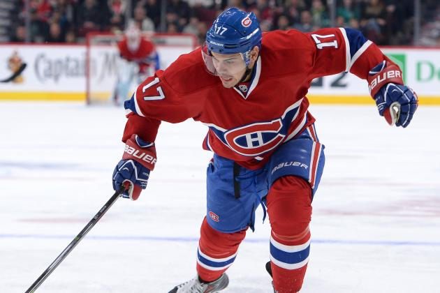 5 Montreal Canadiens Who Must Improve in 2013-14