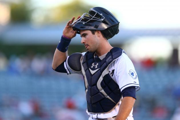 San Diego Padres' Top 10 Prospects for 2014