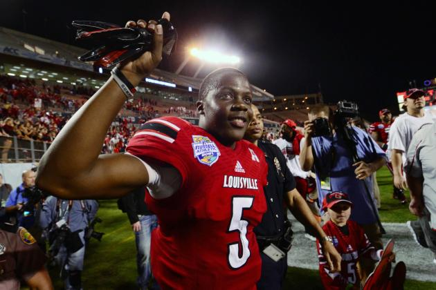 NFL Draft 2014: Where Top Quarterbacks, Running Backs Are Projected to Go