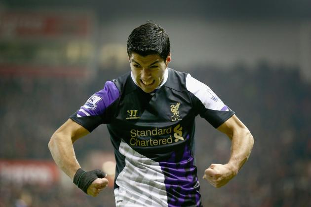 Luis Suarez Transfer Rumours: Latest News on the Liverpool Star