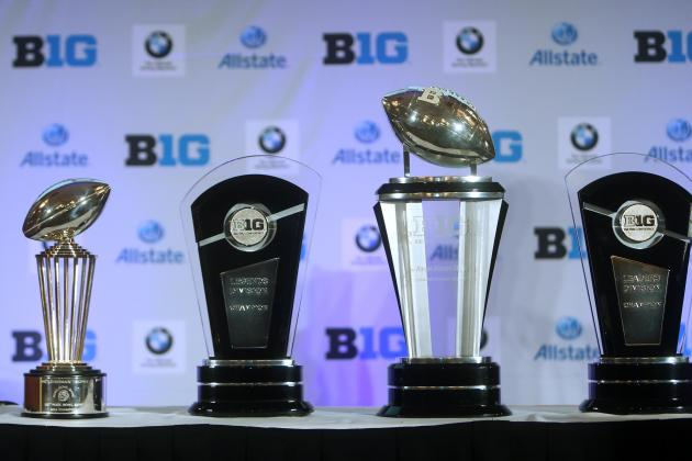 Big Ten Football: Way-Too-Early 2014 Power Rankings for East Division