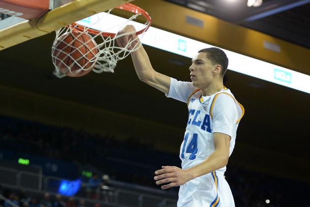 Ranking Top 10 Most Athletic 2014 NBA Draft Prospects