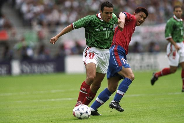 20 Greatest Mexico Footballers of All Time