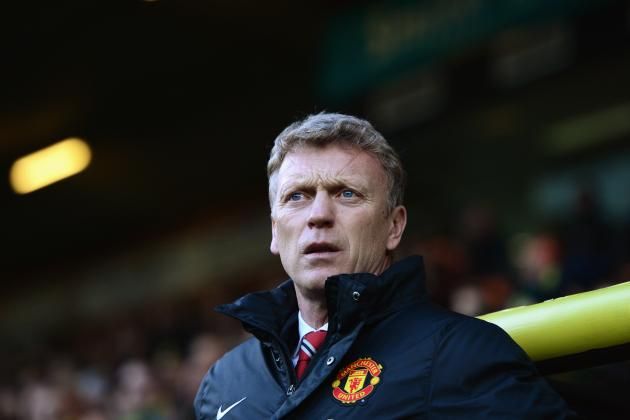 5 Signings to Save David Moyes' Season at Manchester United