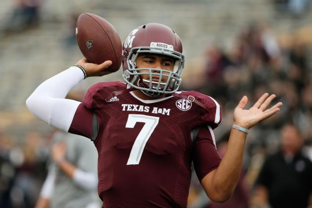 College Football QBs Set to Replace Future NFL Players in 2014