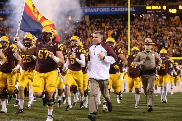 Arizona State Football Recruiting: Everything You Need to Know for NSD
