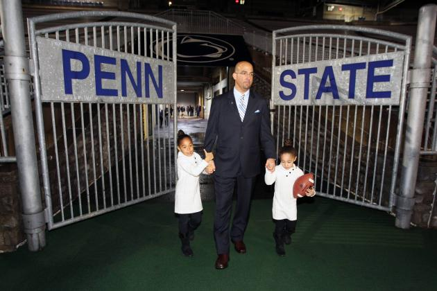 Penn State Football: Profiling James Franklin's Nittany Lions Coaching Staff