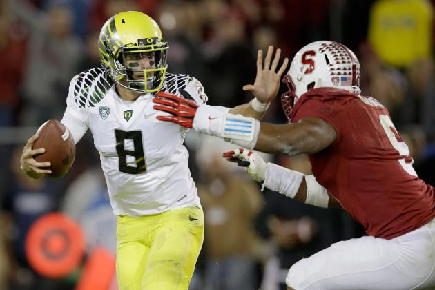 Pac 12 Football: Way-Too-Early 2014 Power Rankings for North Division