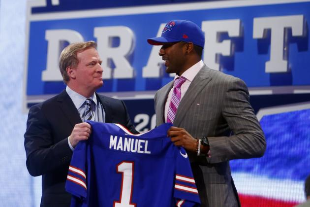 5 2014 Draft Prospects Guaranteed to Interest the Buffalo Bills