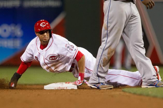 Cincinnati Reds' Top 10 Prospects for 2014