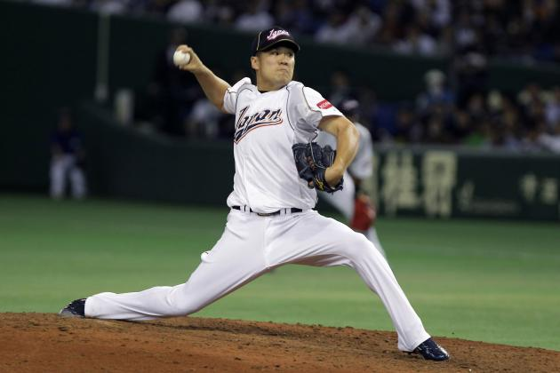 Masahiro Tanaka's Long List of MLB Suitors