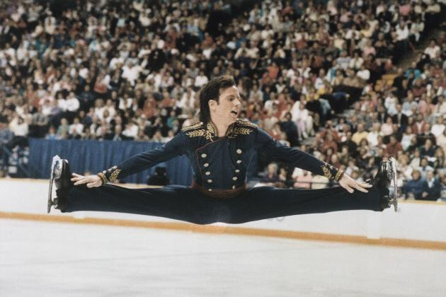 US Olympic Figure Skating: Ranking the Top 20 Moments of All Time